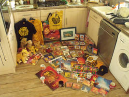 My Complete Lion King Collection - Oct2012 by LeoSandra85