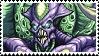 Ikameijin Stamp! by KaijuX