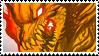 Kaijujin Maro Stamp! by KaijuX
