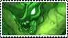 Kaijujin Grah Stamp! by KaijuX