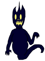 Ghost Design - Colored by KaijuX