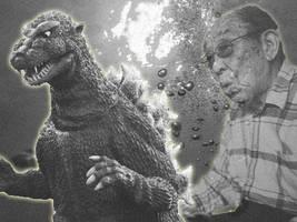 A Tribute to Haruo Nakajima by KaijuX