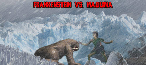 KWCB - Frankenstein vs. Maguma by KaijuX