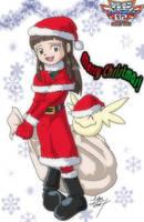 Merry Christmas from my world by digistardbz