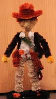 Custom Pipe-Figure Indiana Jones by HJTHX1138