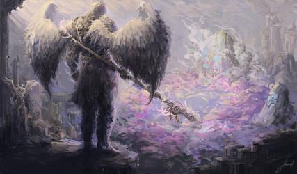 Guardian Angel by JasonTN
