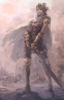 Desert Knight by JasonTN