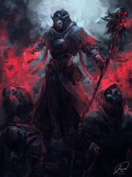Necromancer by JasonTN