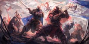 Clash by JasonTN