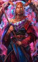 Dark Priestess by JasonTN