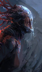 Spooky Monster by JasonTN