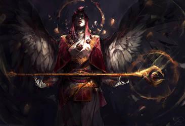 Fallen Angel by JasonTN