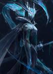 Water Knight by JasonTN