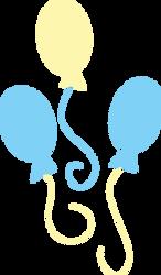 Pinkie Pie Cutie Mark (with SVG) by intbrony