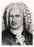 Johann Sebastian Bach by no-design