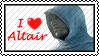 I love Altair by Coley-sXe
