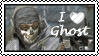 I Love Ghost by Coley-sXe
