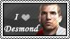I Love Desmond by Coley-sXe