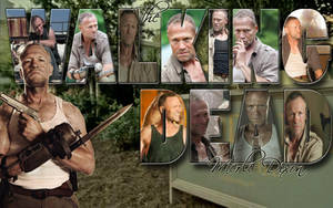 Merle Dixon by Coley-sXe