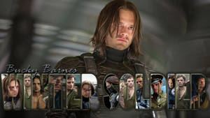 Winter Soldier by Coley-sXe