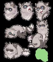 Cloverdance by meow286