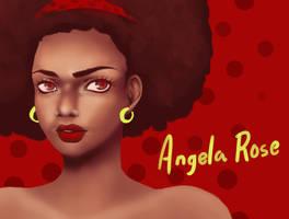 Angela Rose by OzumaRyu