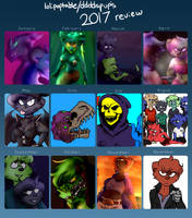 2017 Review by ddddspup