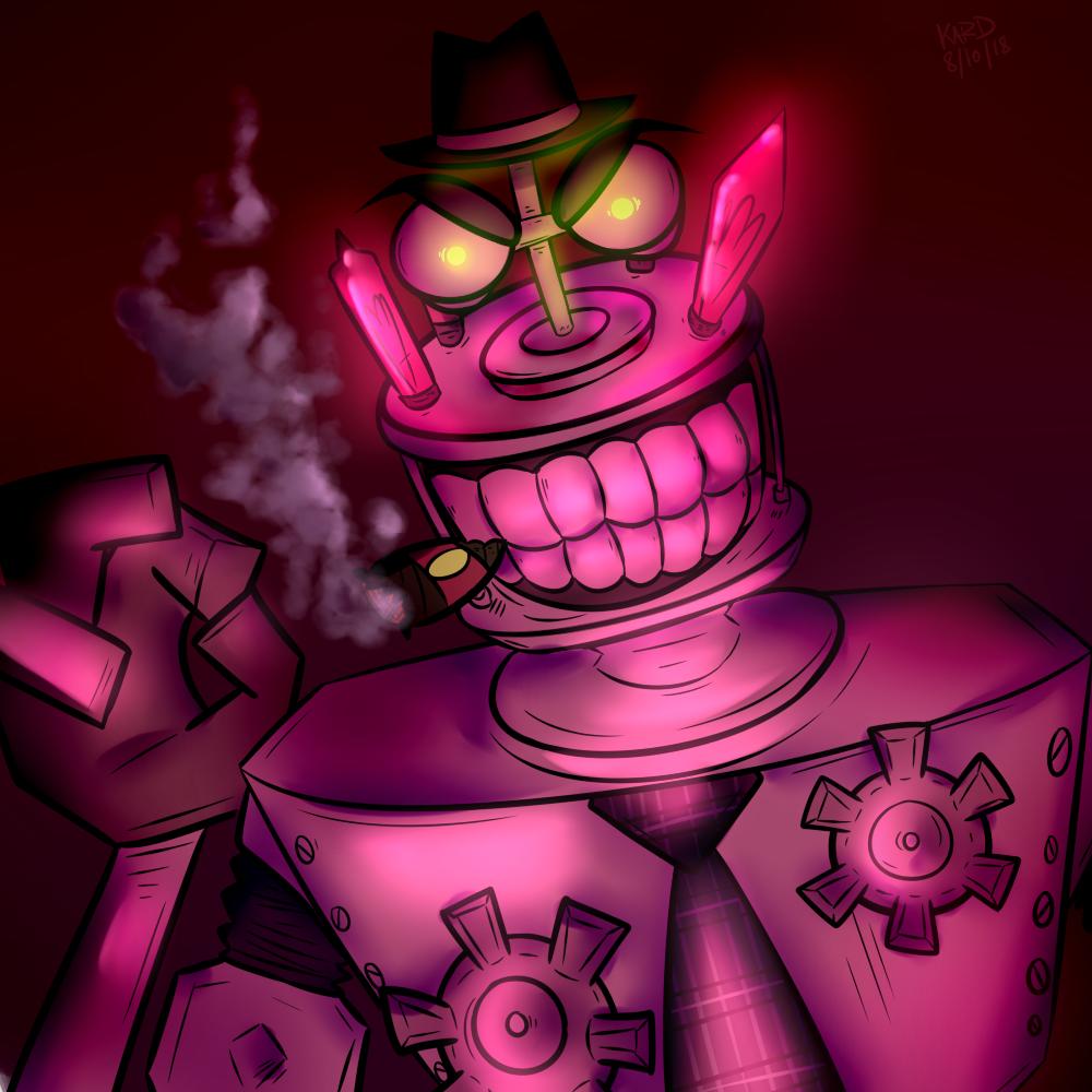 Smokin' by ddddspup