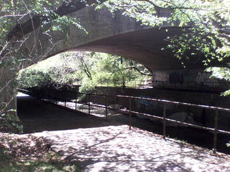 Under The Bridge by BryanRocco