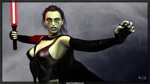 Sith Barriss by Crimsonight