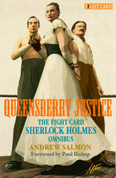 Queensberry Justice Sherlock Holmes by MikeFyles