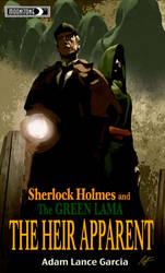 Sherlock Holmes Green Lama Crossover by MikeFyles