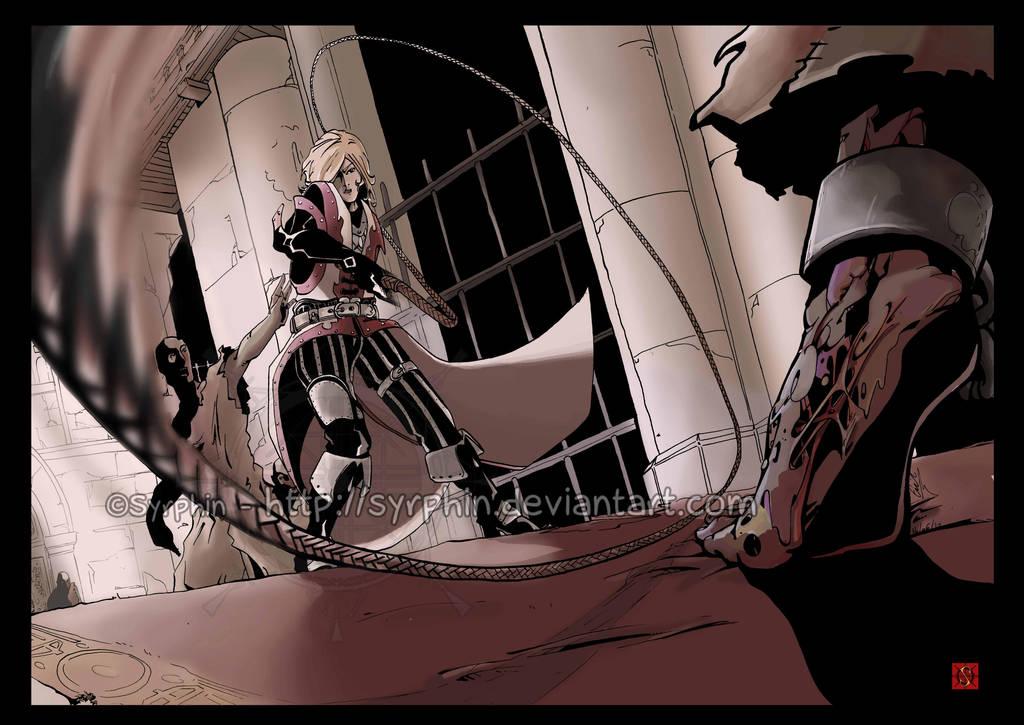 Castlevania - Leon Belmont by Syrphin