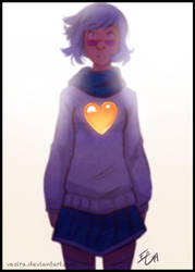 Feeling Like A Ghost by vasira