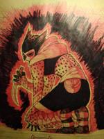 Evil Owl by SoulRedness