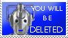 Cyberman Stamp by Carthoris
