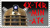 Dalek Stamp by Carthoris