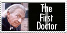 First Doctor Stamp by Carthoris