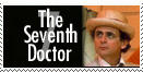 Seventh Doctor Stamp by Carthoris