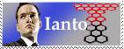 Torchwood Stamp - Ianto by Carthoris