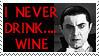 Dracula Stamp by Carthoris