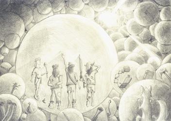 The Bubble World by Rukartbert
