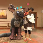 The Last Guardian Cosplay by midnight-fang
