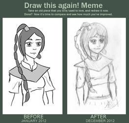 Improvement Meme 2012 by AlceX