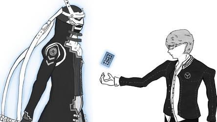 Persona 4 Wallpaper by AlceX
