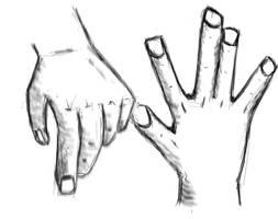 HAND OF SATAN!!! by Emperor-CatVI