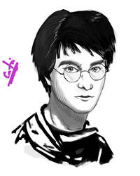 Harry Potter by Emperor-CatVI
