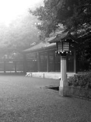 shrine by drainedheart