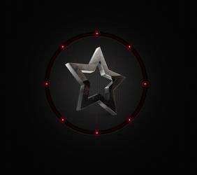 Military star by nikitaindesign