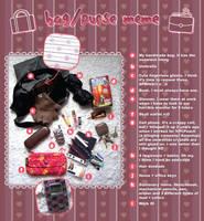 milkbun's bag meme by milkbun